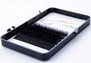 False mink eyelashes D curl 0.15 MINI PALETTE