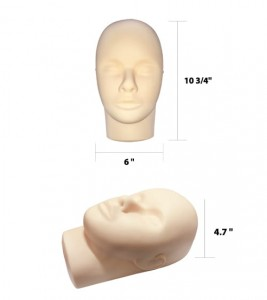 Cosmetic head - training