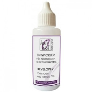 Hairwell activator oxidant 2% in cream for 50 ml paint